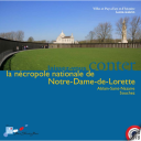 Laissez-vous conter le la nécropole nationale de Notre-Dame-de-Lorette : Ablain-Saint-Nazaire - Souchez / Communauté d'Agglomération de Lens-Liévin | Communauté d'Agglomération de Lens-Liévin. Auteur
