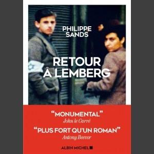 Retour à Lemberg / Philippe Sands | Sands, Philippe. Auteur