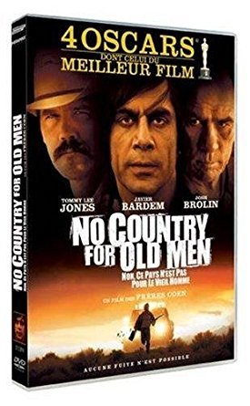 No country for old men / Ethan Coen, Joel Coen, réal., adapt. |