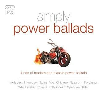Simply power ballads / Paula Cole, p. & chant |