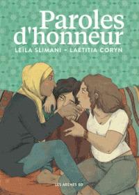 Paroles d'honneur / scénario : Leïla Slimani | Slimani, Leïla. Scénariste