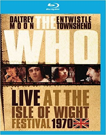 The Who : Live at the Isle of Wight festival 1970 / Matt Askem, réal. |