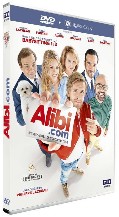 Alibi.com : Détendez-vous... on s'occupe de tout ! |