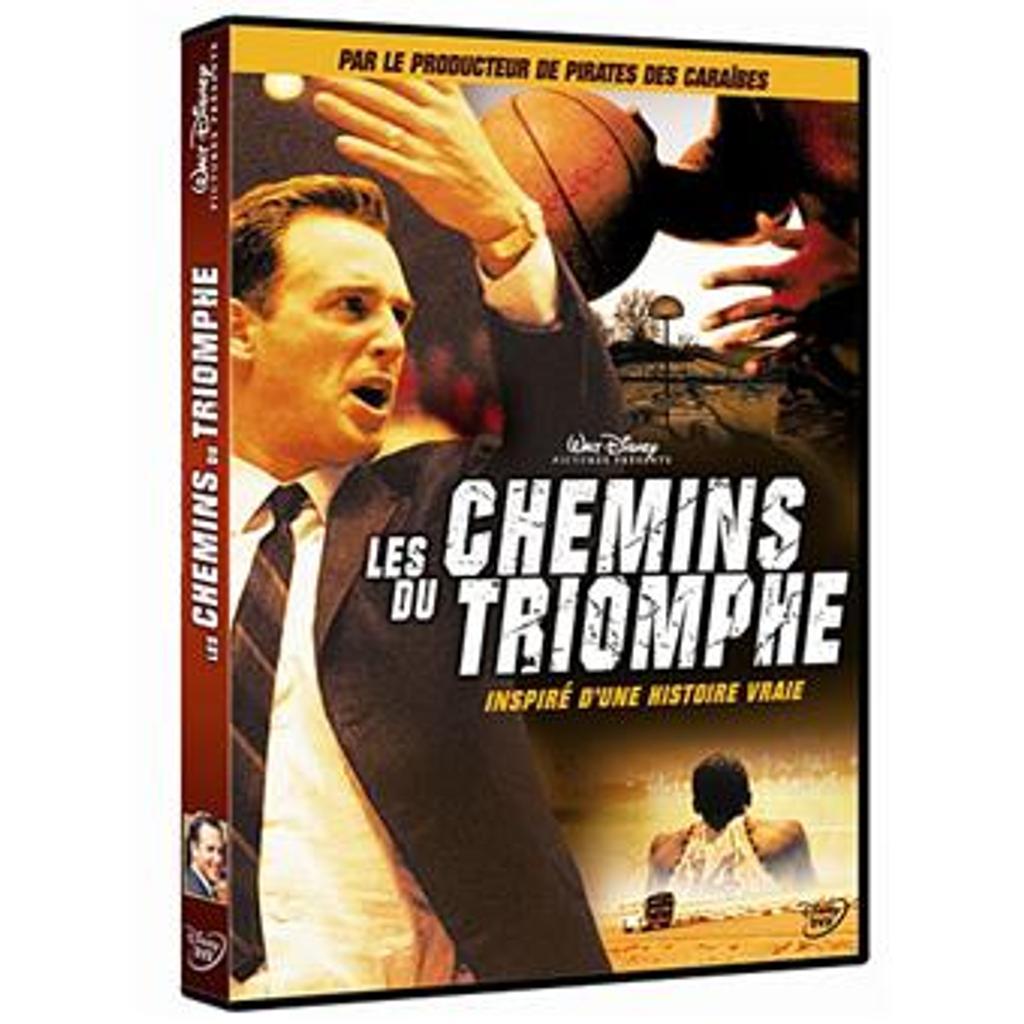 Les Chemins du triomphe = Glory Road / James Gartner, réal.    Gartner , James . Metteur en scène ou réalisateur