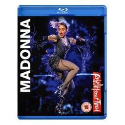 Rebel Heart Tour / Danny Tull, Nathan Rissman, réal. | Madonna (1958-....)