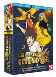 Les Mystérieuses Cités d'Or : Episodes 1 à 13 / Bernard Deyriès, Hisayuki Toriumi, Edouard David, réal. |