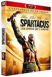 Spartacus / Steven S. Deknight, idée orig. |
