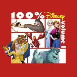 100% Disney - Volume 1 / Daniel Beretta  | Delva , Anais