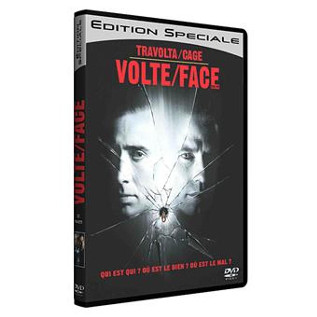 Volte-face / John Woo, réal. |
