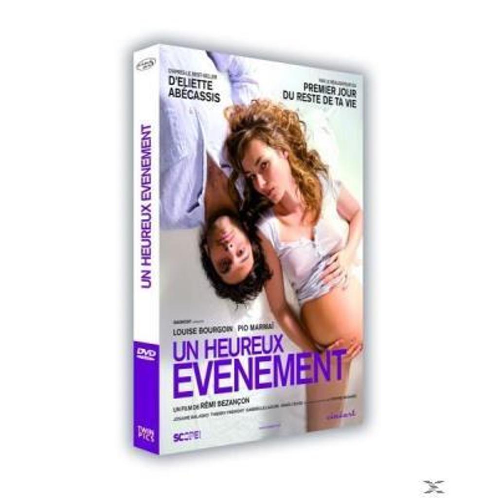 Un Heureux Evénement / Rémi Bezançon, réal., scénario, adapt., dial. |