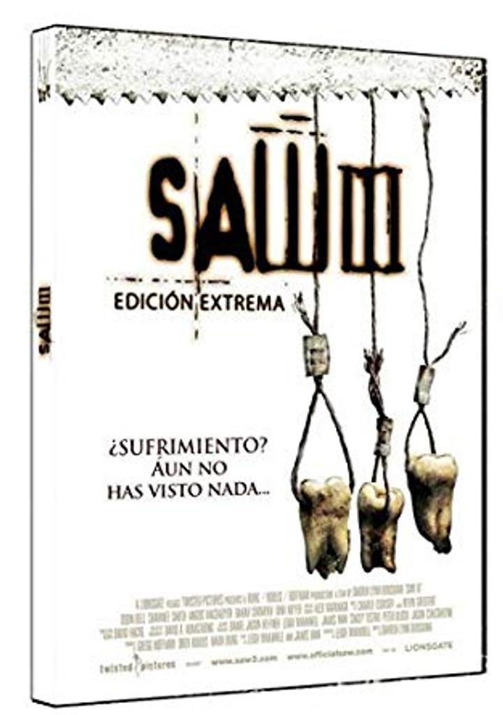 Saw III = Saw III / Darren Lynn Bousman, réal.  | Lynn Bousman , Darren . Metteur en scène ou réalisateur