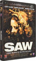 Saw / James Wan, Darren Lynn Bousman, réal.  | Wan , James . Metteur en scène ou réalisateur