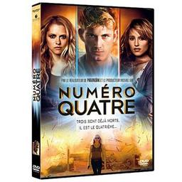 Numéro quatre = I Am Number Four / D.J. Caruso, réal.  | Caruso , D.J. . Metteur en scène ou réalisateur