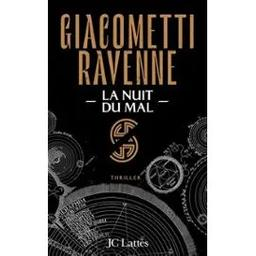 La nuit du mal / Eric Giacometti - Jacques Ravenne | Giacometti, Éric. Auteur