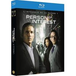 Person of interest. L'intégrale de la saison 1 : ultimate edition / Jonathan Nolan, J. J. Abrams, idée orig. |
