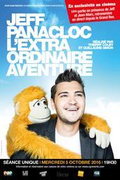 L'extra ordinaire aventure / Jeff Panacloc | Panacloc, Jeff