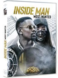 Inside Man : Most Wanted = Inside Man: Most Wanted / M.J. Bassett, réal.  | Bassett , M.J. . Metteur en scène ou réalisateur