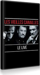 Les vieilles canailles - l'album live / Eddy Mitchell  |