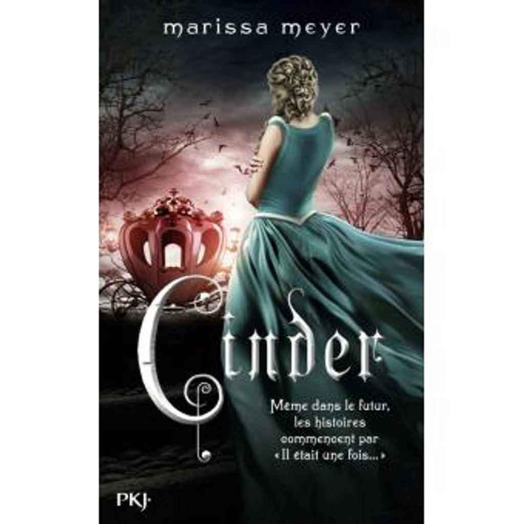 Cinder / Marissa Meyer | Meyer, Marissa. Auteur