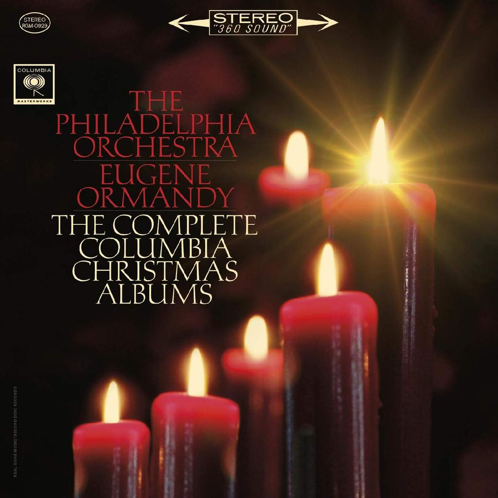 Complete columbia Chistmas albums / Eugene Ormandy  |