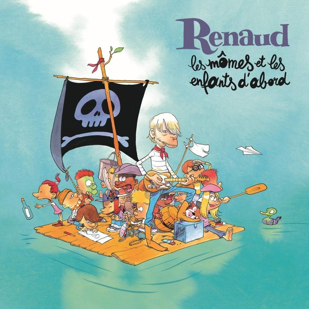 Les mômes et les enfants d'abord / Renaud | Renaud