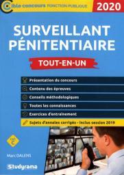 Surveillant pénitentiaire / Marc Dalens | Dalens, Marc. Auteur