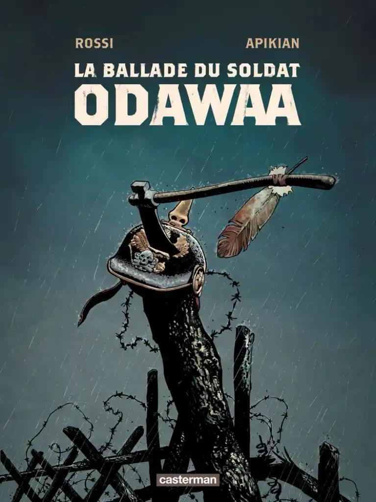 La ballade du soldat Odawaa / scénario : Cédric Apikian | Apikian, Cédric. Scénariste