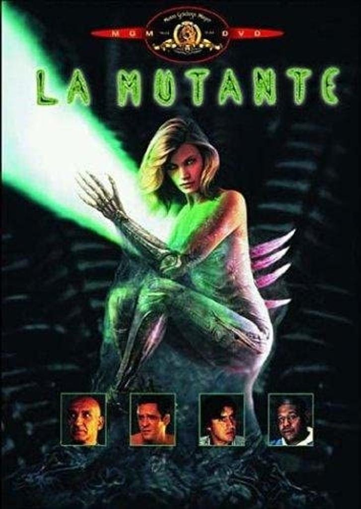 La mutante / Roger Donaldson, réal. |