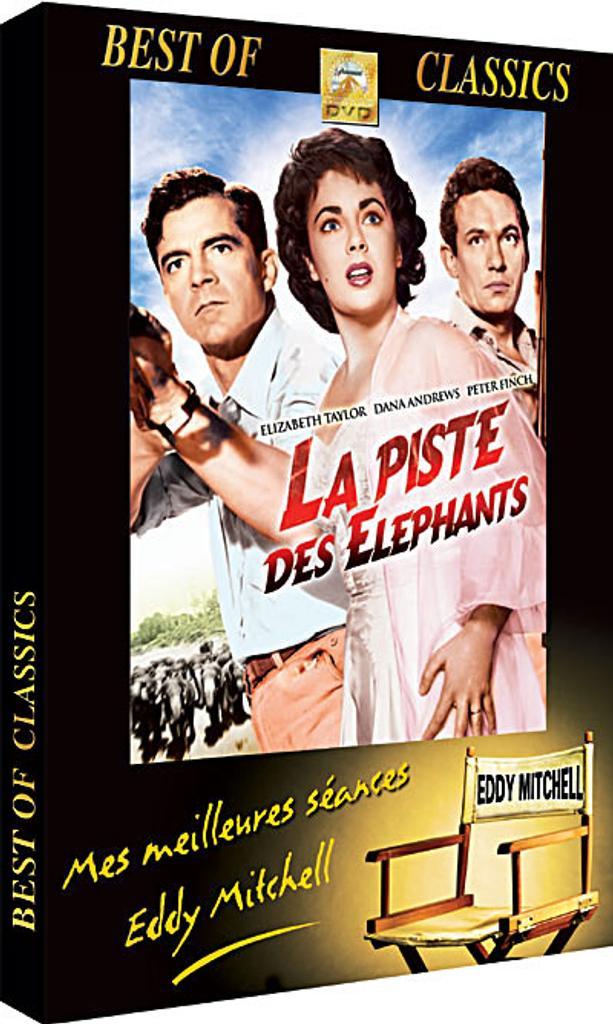 La piste des éléphants / William Dieterle, réal. |