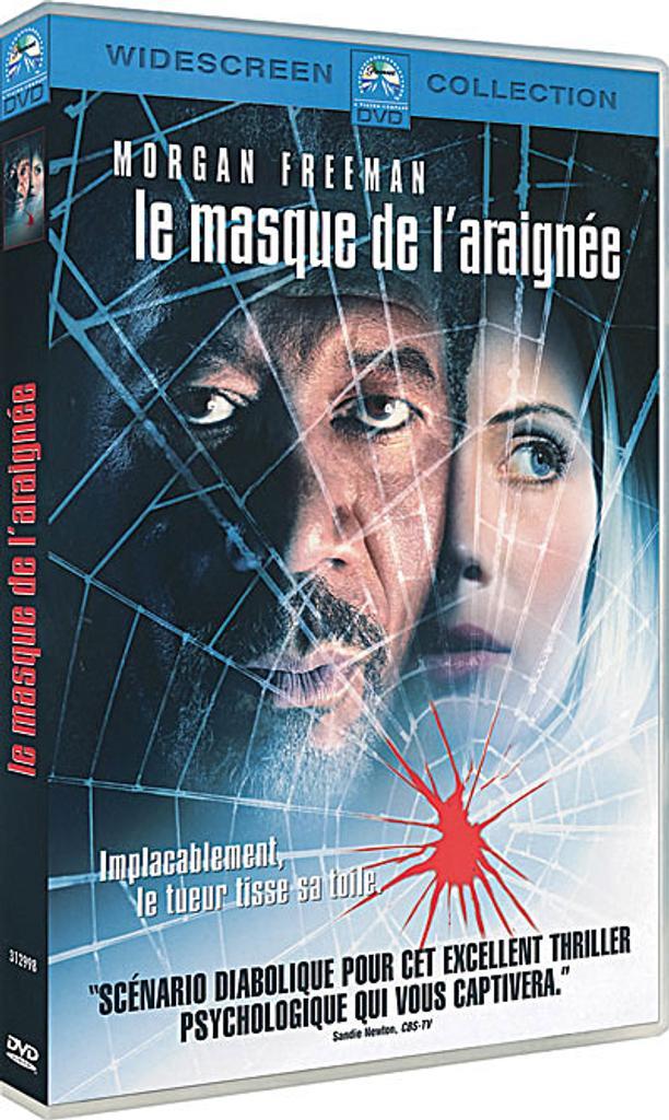 Le masque de l'araignée / Lee Tamahori, réal. |
