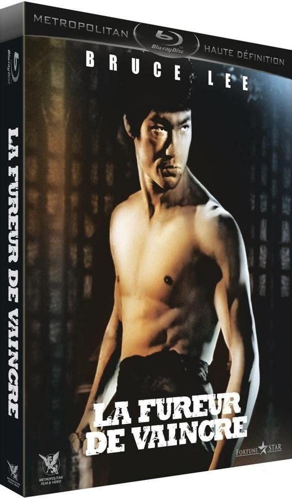 La Fureur de vaincre = Jing wu men / Lo Wei, réal.  | Wei , Lo . Scénariste