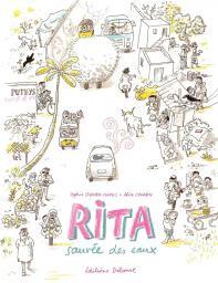 Rita, sauvée des eaux / scénario : Sophie Legoubin-Caupeil | Legoubin-Caupeil, Sophie. Scénariste