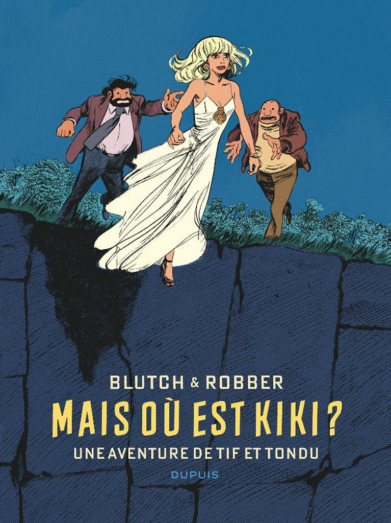 Mais où est Kiki ? / scénario : Robber |