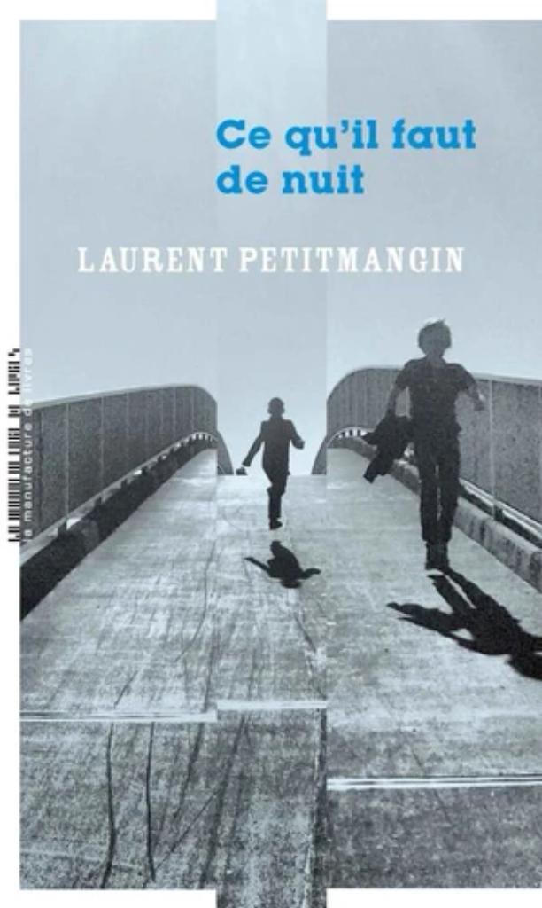 Ce qu'il faut de nuit / Laurent Petitmangin |