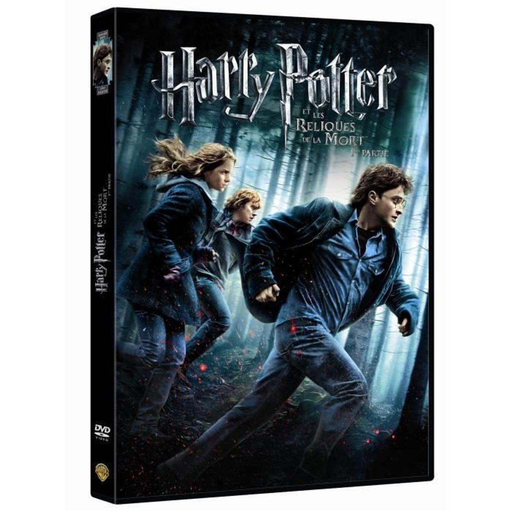 Harry Potter et les reliques de la mort. 1ère partie : ultimate edition / David Yates, réal. |