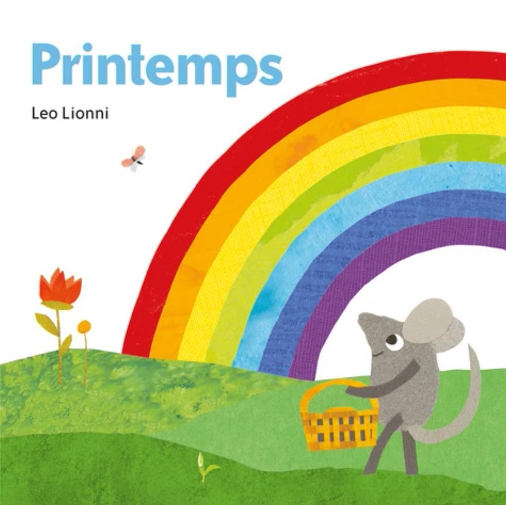 Printemps / Leo Lionni | Lionni, Leo. Auteur