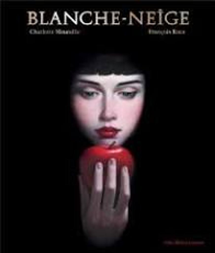 Blanche-Neige / Charlotte Moundlic |