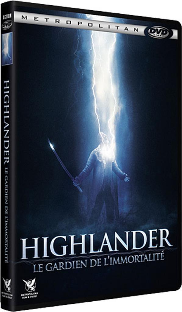 Highlander - Le Gardien de l'immortalité . Highlander 5 = Highlander : The Source / Brett Leonard, réal.  | Leonard , Brett . Metteur en scène ou réalisateur
