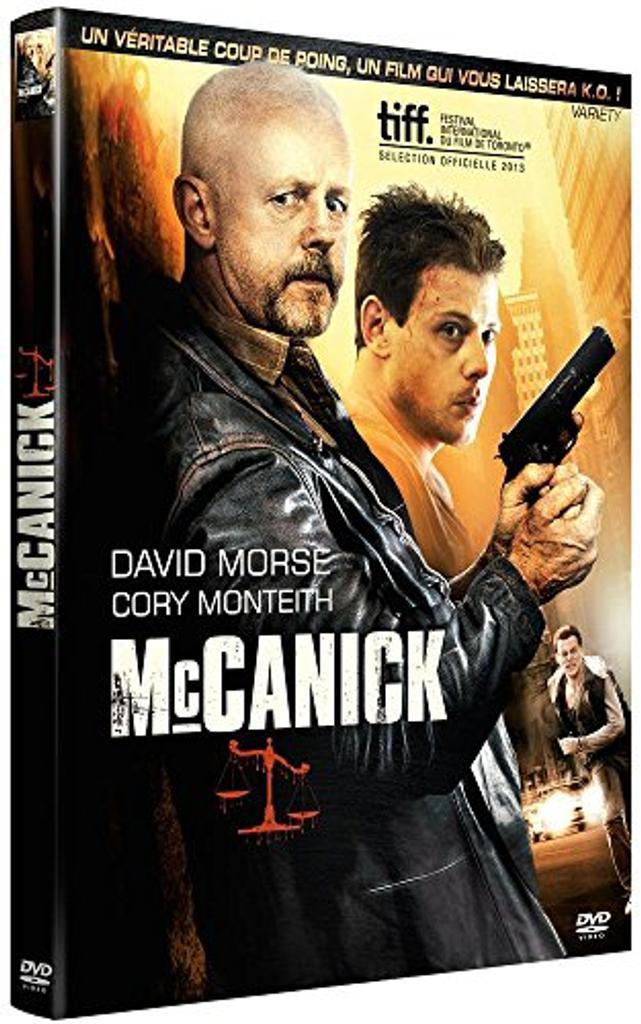 McCanick / Josh C. Waller, réal.  |