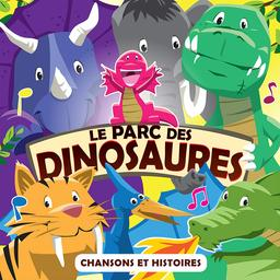 Le parc des dinosaures / Les Dagobert  | Les Dagobert