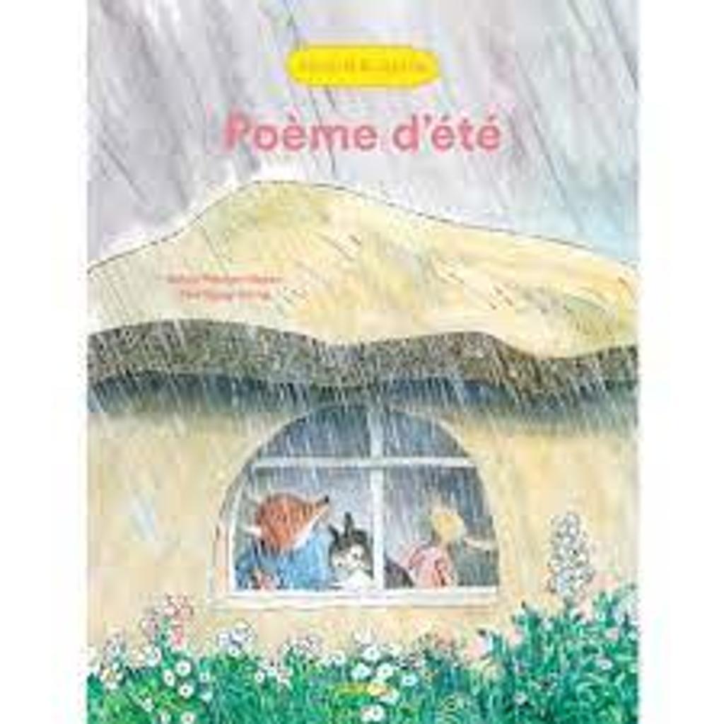 Poème d'été / VANDEN-HEEDE | Vanden Heede, Sylvia. Auteur