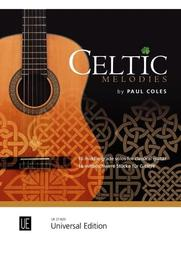 Celtic Melodies : 16 solos de niveau intermédiaire pour guitare classique / Paul Coles | Paul Coles