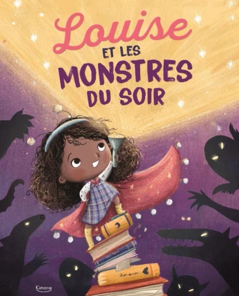 Louise et les monstres du soir / Lisa Robinson | Robinson, Lisa. Auteur