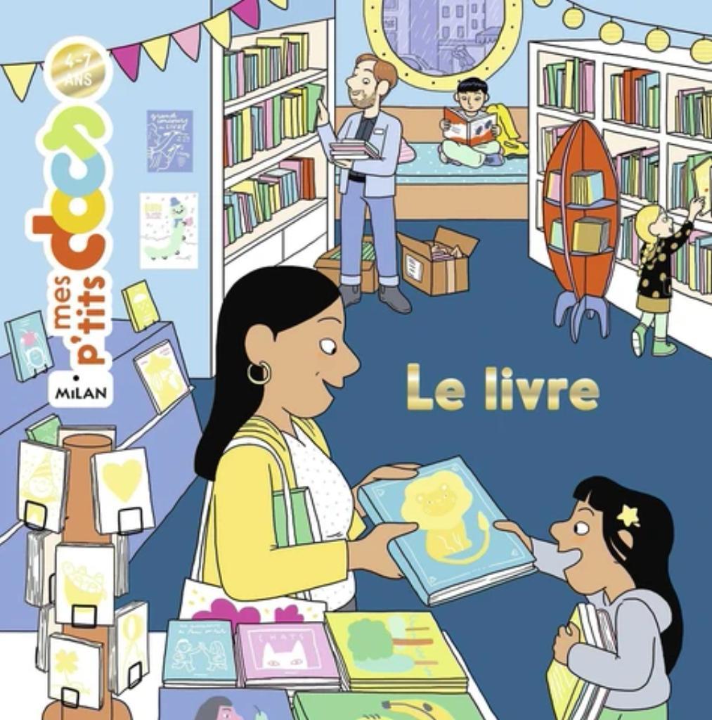 Le livre / Stéphanie Ledu | Ledu-Frattini, Stéphanie. Auteur