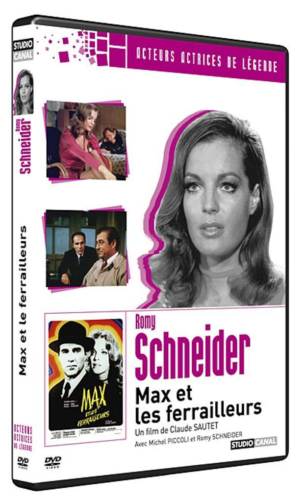 Max et les ferrailleurs / Claude Sautet, réal., scénario, dial.  