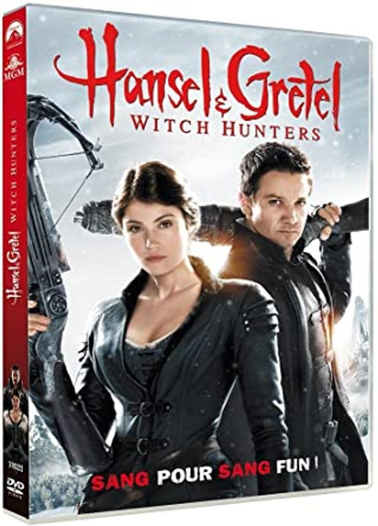 Hansel & Gretel : witch hunters / Tommy Wirkola, réal., scénario  