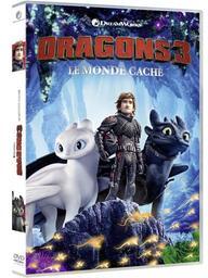 Dragons 3 : le monde caché / Dean Deblois, réal., scénario |
