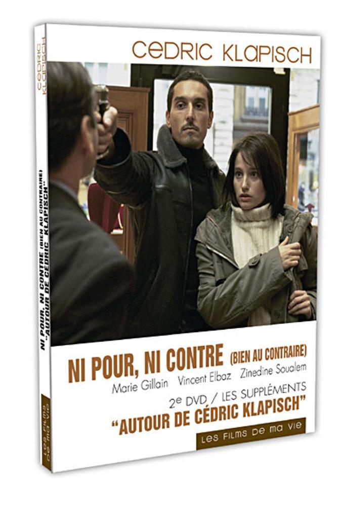 Ni pour ni contre (bien au contraire) / Cédric Klapisch, réal., scénario, dial.  