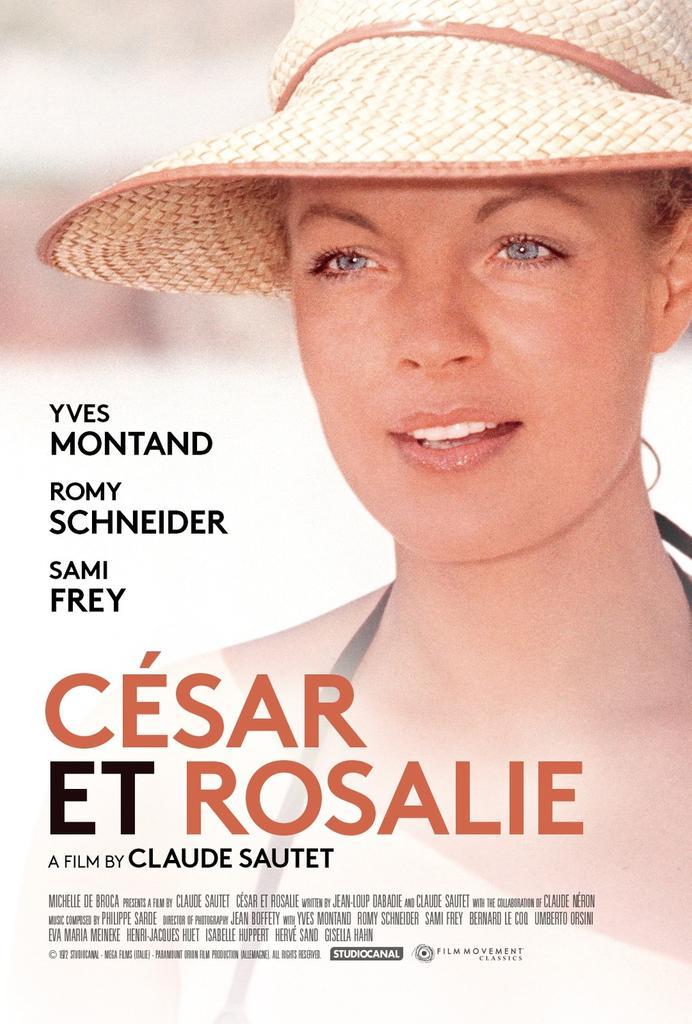 César et Rosalie / Claude Sautet, réal., scénario  
