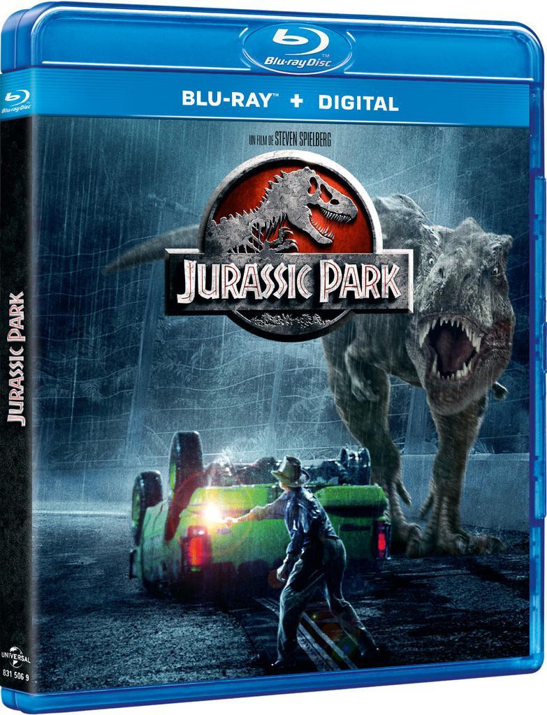 Jurassic park / Steven Spielberg, réal. |
